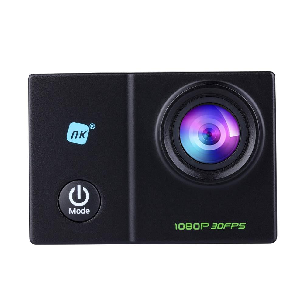 NK Dive Sport Kamera Unterwasser 1080p (High Definition), Fall Wasserdicht, 120 ° 4G, bildschirm LCD, Sensor GC0309, 700mAh