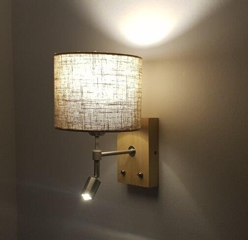 -- Luminária Luminária Madeira