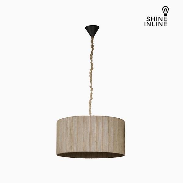 Ceiling Light Dark Brown (45 X 45 X 22 Cm) By Shine Inline