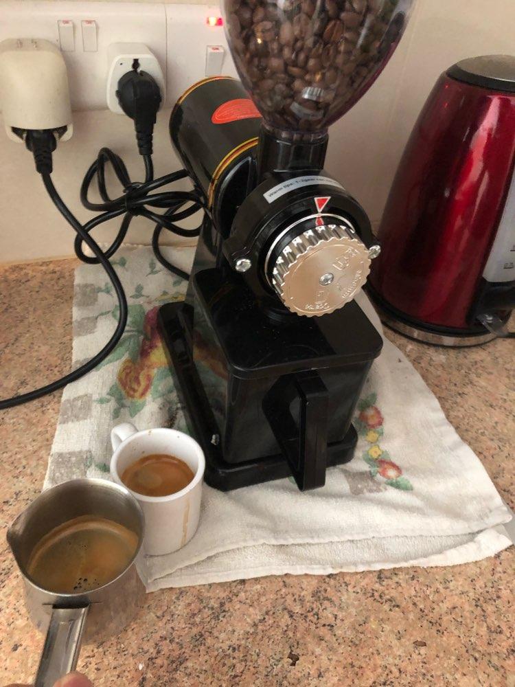 Moedores de café elétricos Elétrico Moinho Máquina