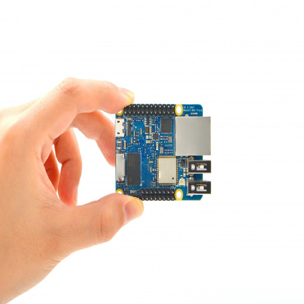 Smartfly FriendlyARM  NanoPi NEO Plus2 V2.0 LTS Development Board Faster Than Raspberry PI  (512MB/1GB DDR3 RAM) ARM Cortex-A53