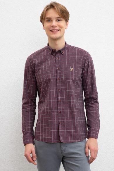 U.S. POLO ASSN. Square Slim Shirt