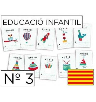 NOTEBOOK BLONDE CHILD CARE N°3 CATALAN 10 Pcs