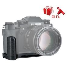 EachRig XT3G алюминиевый сплав рукоятка быстросъемная пластина L кронштейн для камеры Fujifilm Fuji X-T3 XT3 как MHG-XT3