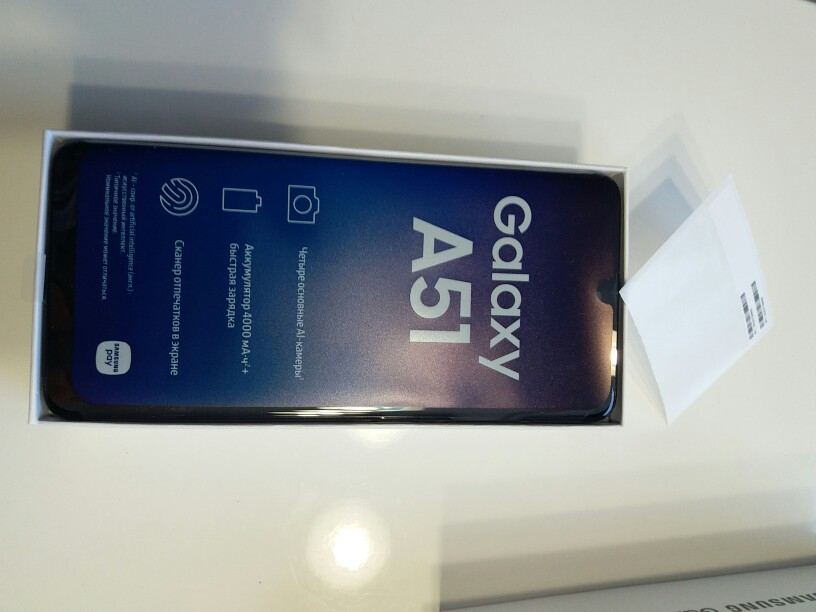 Smartphone Samsung Galaxy A51 4 + 64GB|Cellphones|   - AliExpress