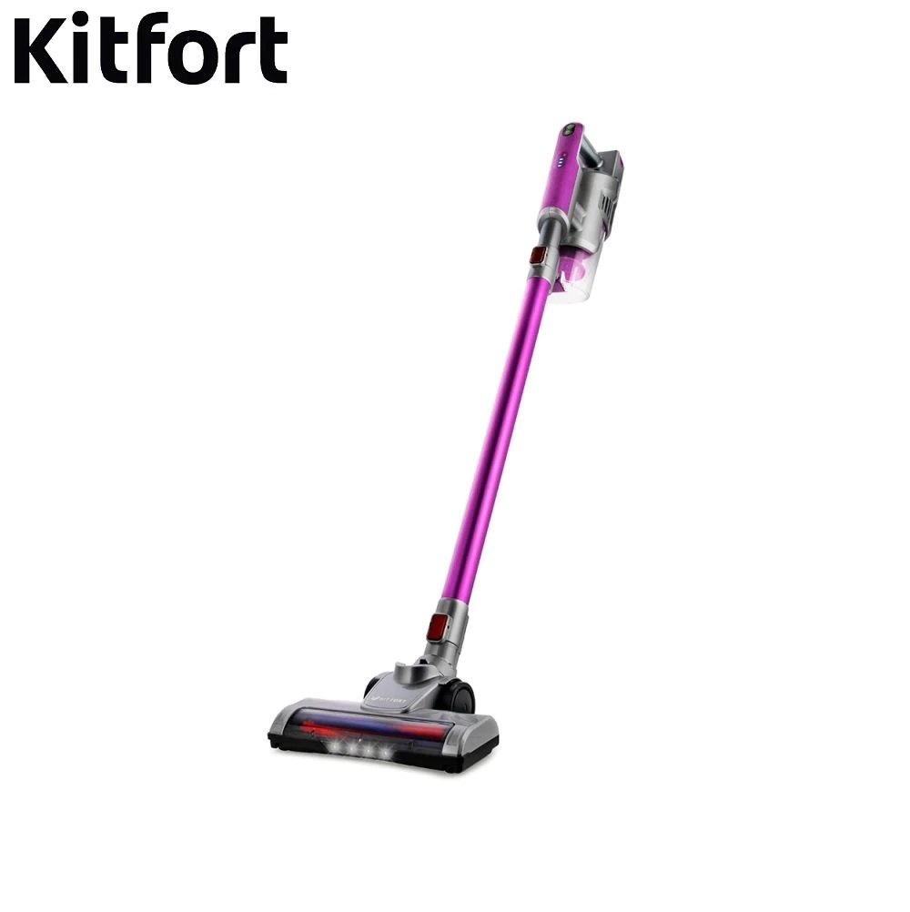 Vacuum Cleaner vertical Kitfort KT-536 Wireless Vacuum cleaner for home Vertical Vacuum cleaner Wireless Vacuum cleaner vertical недорго, оригинальная цена