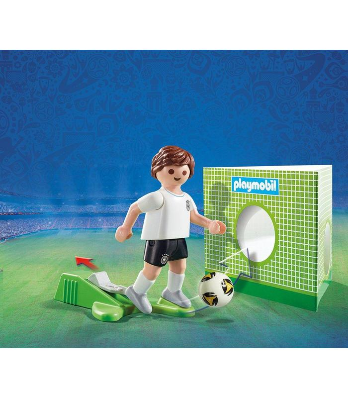 Playmobil 9511 Germany Football Player Toy Store