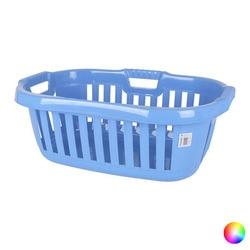 Kosz na pranie Tontarelli 50 L plastikowy prostokątny (66X44x25 cm) w Składane torby do przechowywania od Dom i ogród na