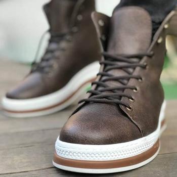 Chekich buty na buty męskie męskie buty zimowe moda śnieg buty Plus rozmiar zimowe trampki kostki mężczyźni buty zimowe buty obuwie męskie podstawowe buty buty męskie 2021 zimowe buty dla mężczyzn Zapatos Hombre CH055 V6 tanie i dobre opinie TR (pochodzenie) Mieszane kolory Dla osób dorosłych Sztuczna skóra okrągły nosek Na wiosnę jesień Med (3 cm-5 cm)