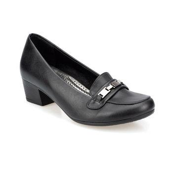 FLO 91 156599 Z czarne buty damskie Polaris tanie i dobre opinie Trzciny