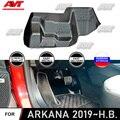Защитная крышка для ковра под педалью в сборе для Renault Arkana 2019-2020 украшение для автомобиля