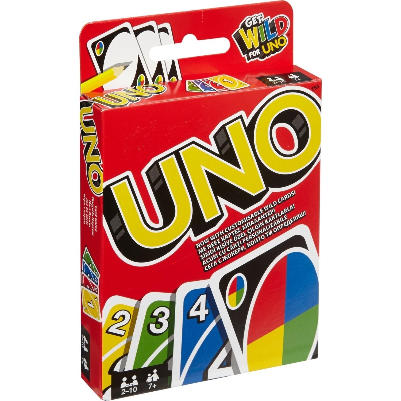 Карты Uno Карточные игры карточные игры Семья Fun разведки Игры