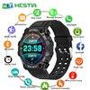 הכי חדש חכם שעון גברים אנדרואיד ספורט עמיד למים Bluetooth פדומטר קצב לב צג Smartwatch ליידי כושר צמיד שעונים