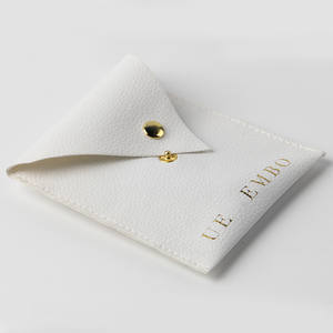 Custom Jewelry Pouch-Bag Envelope Small Logo Personalized Chic 500pcs/Lot
