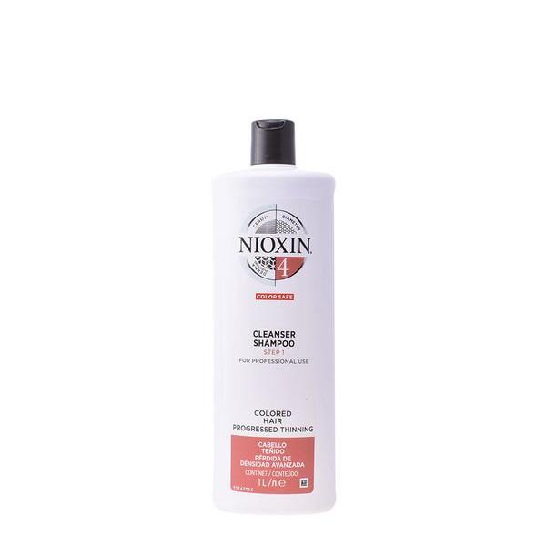 Volumising Shampoo System 4 Nioxin Fine Hair