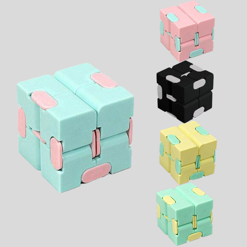 Relax Toy Autism-Toys Infinite Cube Magic-Cube Antistress Cubic-Puzzle Office-Flip Adults