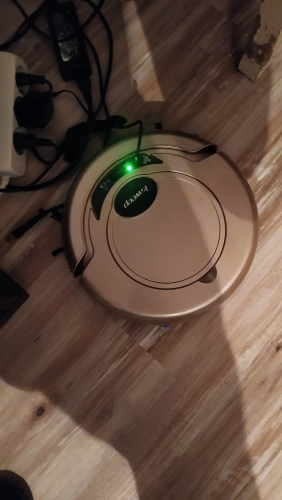 Isweep Vacuum Cleaner Robot for Home 1000PA Dry and Wet Mopping Smart Sweeper S320|vacuum cleaner robot|cleaner robotrobot for home - AliExpress