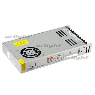 020998 Power Supply HTS-400-12-Slim (12 V, 33A, 400 W) ARLIGHT 1-pc