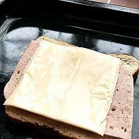 火腿玉米吐司的做法图解4