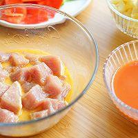 菠萝咕噜肉的做法图解2