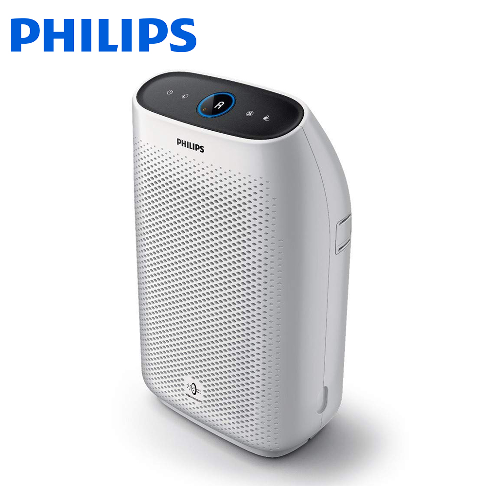 PHILIPS Air Purifier Purification Air Rooms hasta <font><b>63</b></font> m2 3 filters remove Allergens Bacteria Virus Air Purifier image