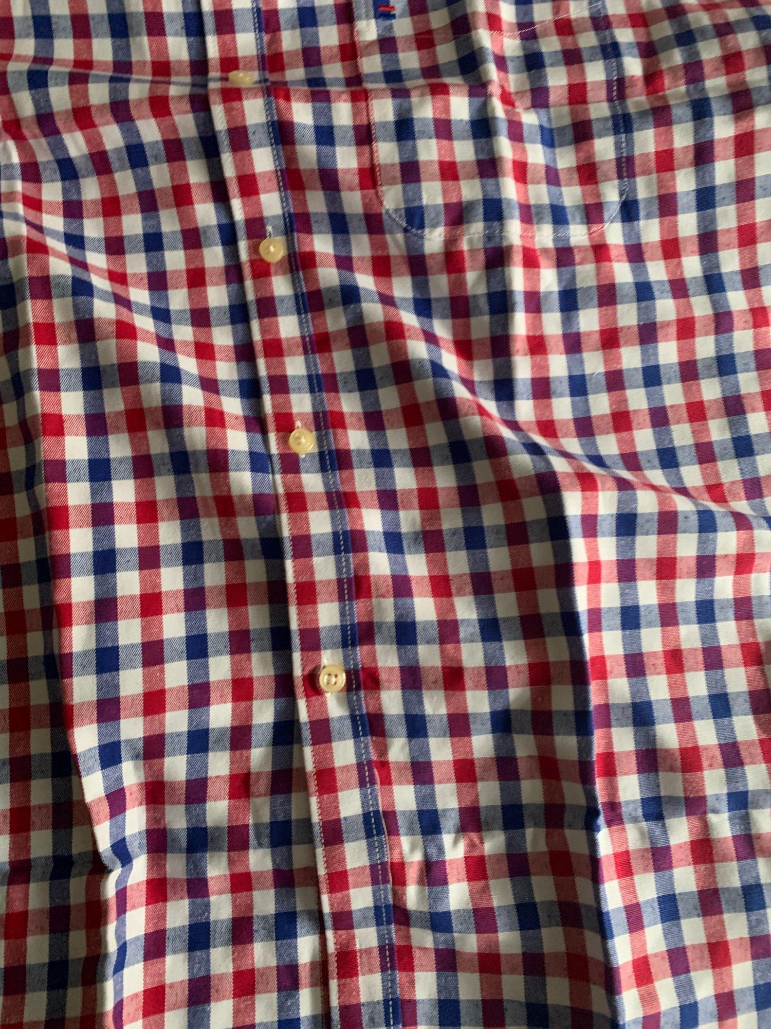 Men's Fashion Long Sleeve Plaid Striped Oxford Shirt Single Pocket Standard fit Button down Checkered Outerwear Casual Shirts oxford dress shirt dress shirtstriped dress shirt - AliExpress