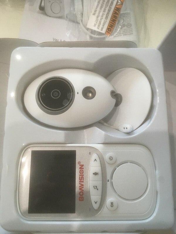 Wireless Radio Nanny Monitor photo review