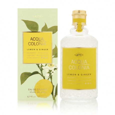 ACQUA COLONY LEMON GINGER EDC 170ML