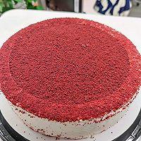 山姆版 红丝绒蛋糕的做法图解4