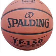 Bal Originele Spalding TF-150 Outdoor Basketbal Originele Basketbal Voor Jeugd Spelers Basketbal Bal Nba Eurolegue Outdoo