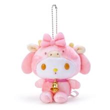 12cm Japanese Popular And Cute Kawali Dogs Cats Soft Stuffed Plush Dolls Cute Anime Decorate Keychina Adult Kids Toys Girls Gift