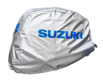 Cover for the Hood Suzuki df8a-20a/dt9.9-15 (a), parking, gray 6811089l01000