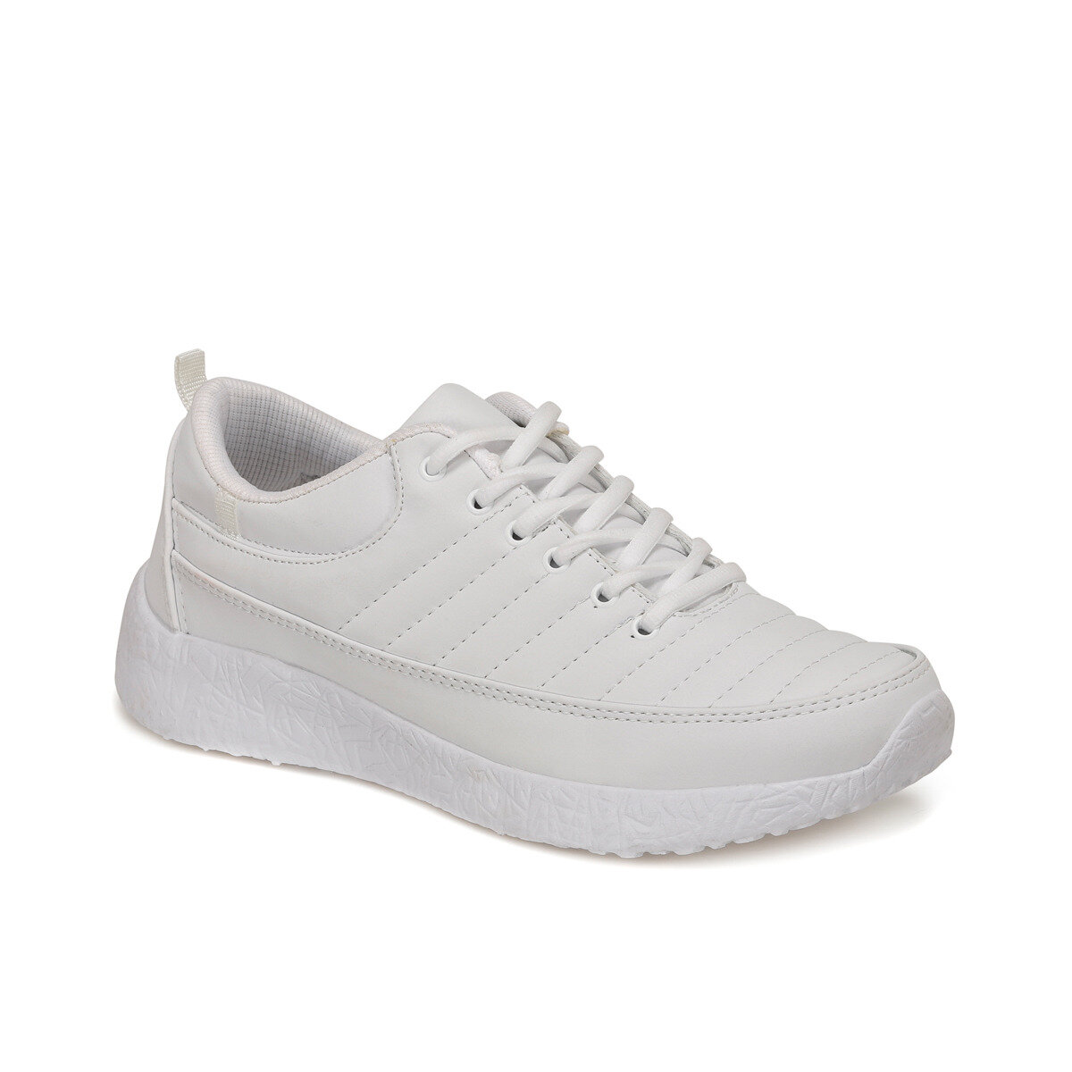 FLO EC-1050 White Male Shoes Forester