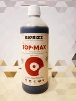Biobizz Top-Max 1L-humic Zuur Kan Verhogen Beschikbaarheid Van Voedingsstoffen Op De Grond-Zendingen 24-48 Uur ---