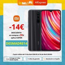 Xiaomi Redmi Note 8 Pro (64GB /128GB ROM con 6GB RAM Cámara de 64MP Android Nuevo Móvil) [Teléfono Móvil Versión Global Para España