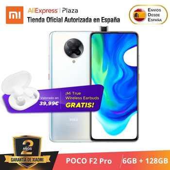 Xiaomi POCO F2 Pro (128GB ROM con 6GB RAM, Qualcomm® Snapdragon™ 865, Android, Nuevo, Móvil)[Teléfono Móvil Versión Global para España] poco, f2 pro