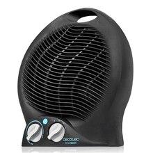 Портативный вентилятор обогреватель Cecotec готовый теплый 9500 Force 2000W черный