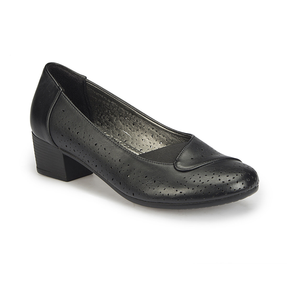 FLO 81. 158499.Z Black Women Gova Shoes Polaris
