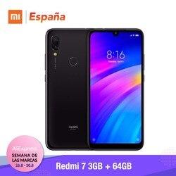 [Wersja globalna dla hiszpanii] Xiaomi Redmi 7 (pamięci wewnętrzne de 64 GB, pamięci RAM de 3 GB, Bateria de 4000 mah) Movil 2