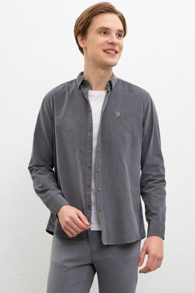 U.S. POLO ASSN. Plain Regular Shirt