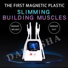 EMS muscle stimulate and fat burning build muscle without exercise weight loss machine