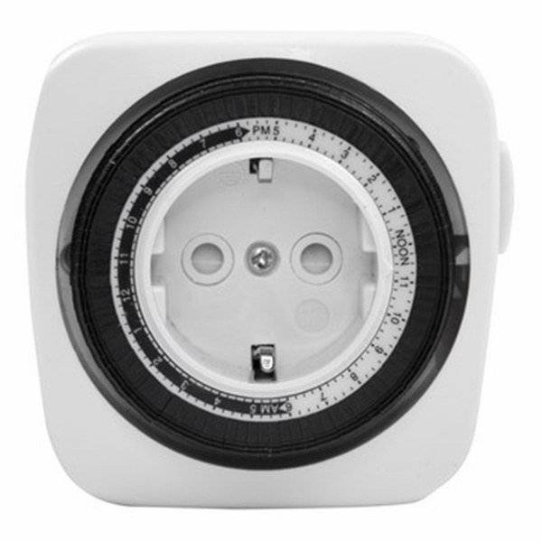 Socket With Mechanical Timer Rexant Rx-28 11-6005
