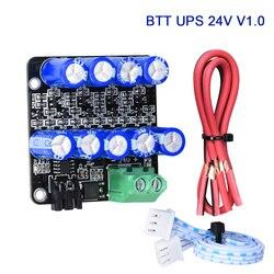 BIGTREETECH BTT UPS 24V V1.0 moduł wznów drukowanie podczas wyłączania zasilania z czujnikiem kabla automatyczna drukarka 3D SKR V1.3 E3 Ender3 w Części i akcesoria do drukarek 3D od Komputer i biuro na