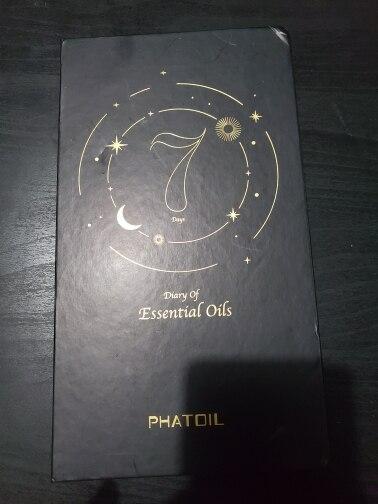 Óleo Essencial Puro Kit 15 Peças 100% Natural e Original photo review