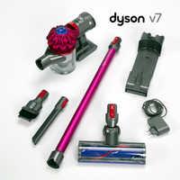 Dyson v7 sem fio motorhead handheld vacuum vara e sem fio casa vacuum vara, aspirador sem fio, sem fio aspirador de pó limpo