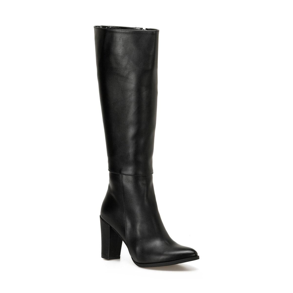 FLO 19SF-2092 Black Women Boots BUTIGO