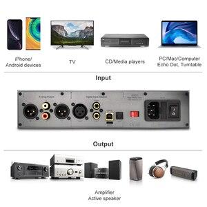 Image 4 - Soncoz SGD1 Hi Res Audio Digital to Analog Converter Balance HiFi DAC Chip ES9038Q2M ES9311 32bit/768kHz DSD512 Preamplifier