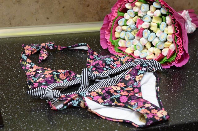 Swim Suit For Women Sexy Bikinis Push Up Swimwear Backless Bathing Suit Brazilian Split Swimsuit Flower Beach Wear Biquinis Set|Bikini Set|   - AliExpress
