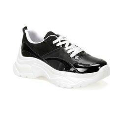 FLO ESLEM85Z HAUT Schwarz Frauen Sneaker Schuhe BUTIGO