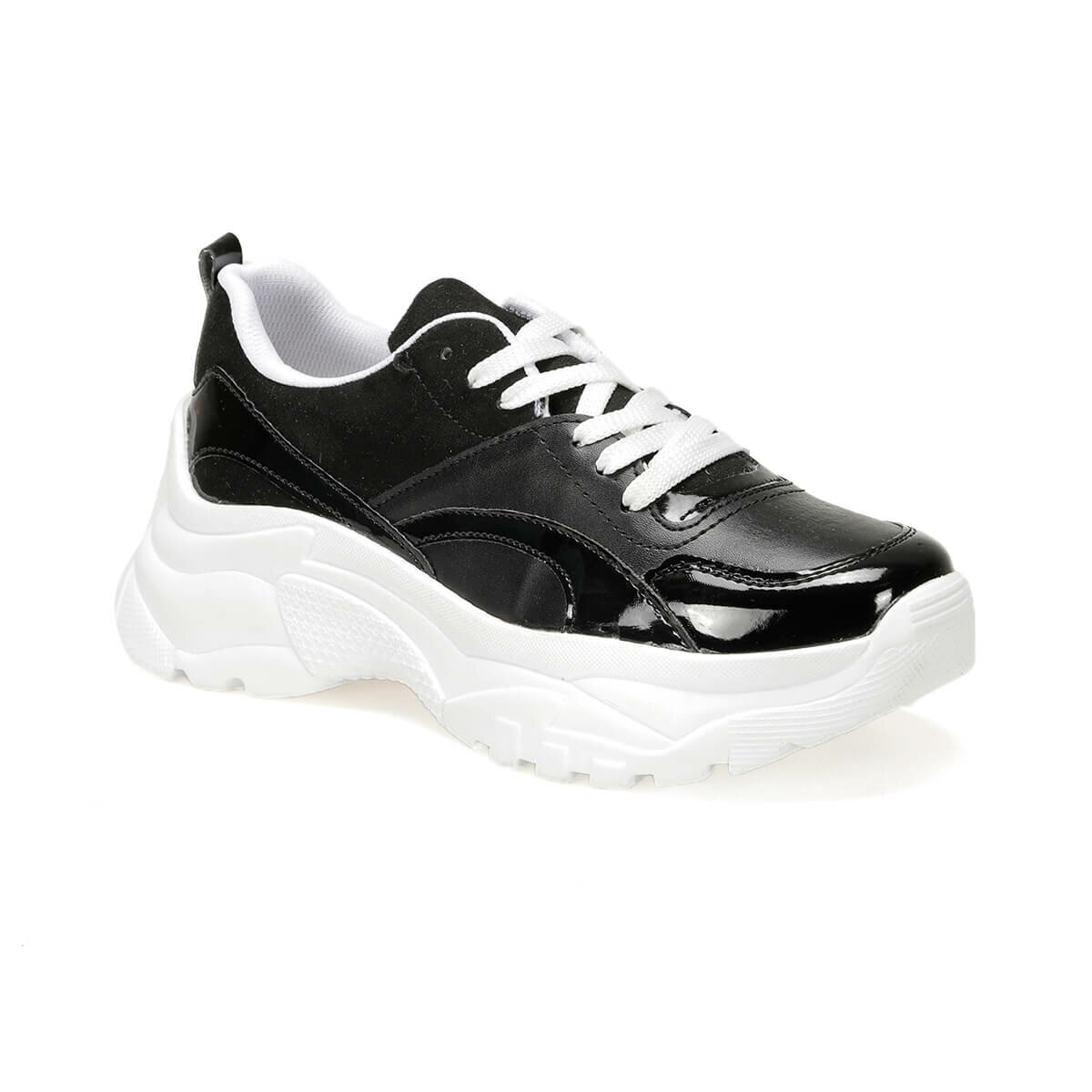 FLO ESLEM85Z SKIN Black Women 'S Sneaker Shoes BUTIGO